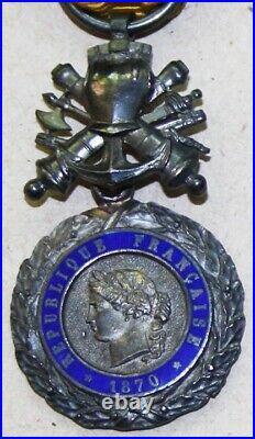 Lot de 3 Médailles Tonkin Chine Annam France