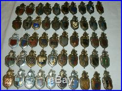 Lot de 50 insignes de la gendarmerie