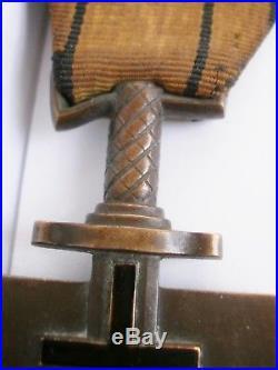 MODELE LONDRES CROIX COMPAGNON DE LA LIBERATION ORDRE FRANCE LIBRE Order Medal