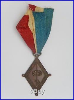 Med 335 Medaille Des Gardes Francaises De La Prise De La Bastille 1789