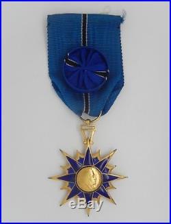 Med 339 Medaille Ordre Du Merite CIVIL Du Ministere De L'interrieur