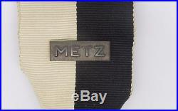 Med 397 Medaille De La Ville De Metz 1944