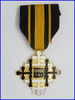 Med 407 Medaille Thaïlande Ordre Du Merite CIVIL