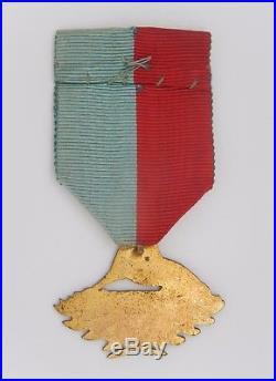 Med 516 Medaille Association Des Gardes Mobiles De La Haute-saone