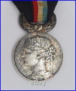 Med 546 Medaille 5° Bataillon Des Mobilises De La Girone 1870-1871