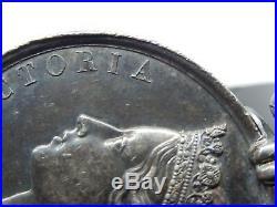 Med 593 Medaille Grande Bretagne Medaille De La Baltique 1854-1855