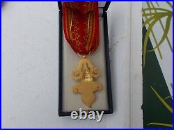Médaille 1 million d'éléphant LAOS, neuve dans sa boite