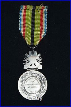 Medaille Amicale Des Anciens Prisonniers De Guerre De 1870/1871