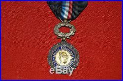 Medaille Anciens Combattants Des Armees Reunies-guerre De 1870/1871