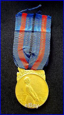 Médaille Aux Victimes de l'Invasion 1914-1918 La France Reconnaissante