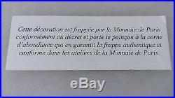 Médaille COMMANDEUR de la LÉGION D'HONNEUR OR VERMEIL