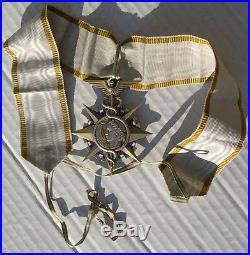 Medaille Commandeur Ordre Du Merite Commercial