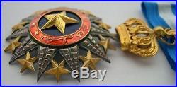 Medaille Commandeur Ordre Du Nichan El Anouar