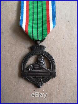 Médaille Commémorative Du Siège De Belfort 1870-71 Modèle Ajouré Rare France