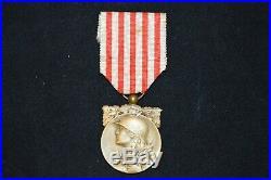Medaille Commemorative Guerre 1914-1918 -morlon-modele A Boule Monnaie De Paris