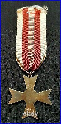 Médaille Croix de l'Argonne 1914-1918 Empire allemand WW1 German Cross
