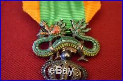 Médaille De L'ordre Du Dragon D'annam Par Lemaitre, Paris