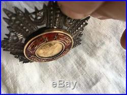 Médaille De lOrdre Du MEDJIDIE