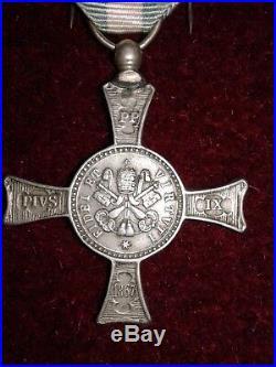 Medaille Etats Pontificaux De Mentana 1867