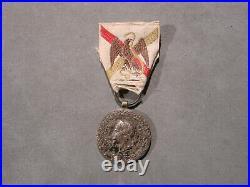 Medaille Expedition Mexique Napoleon III Empire
