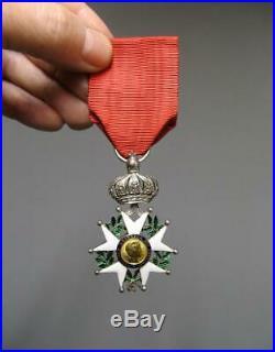 Médaille Légion d'Honneur Second Empire