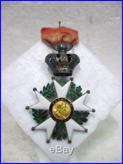 Médaille Légion dHonneur Henri IV