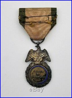 Médaille Militaire 2° Type Napoléon III
