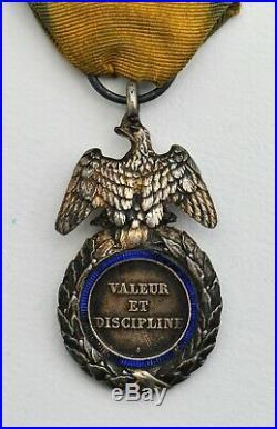 Médaille Militaire 2° type Second Empire