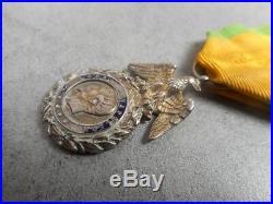 Medaille Militaire Napoleon III