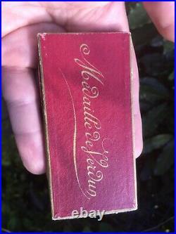 Médaille Militaire Verdun Modèle Augier 21 Février 1916 Étui dOrigine WW1