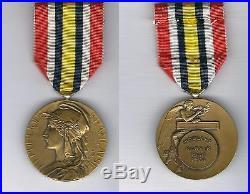 Médaille Moulins Narvik 1940 1974