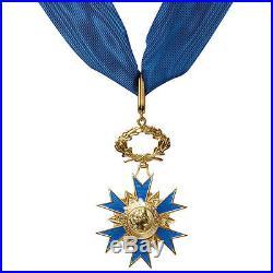 Médaille ONM O. N. M ORDRE NATIONAL DU MÉRITE COMMANDEUR 3 Décembre 1963