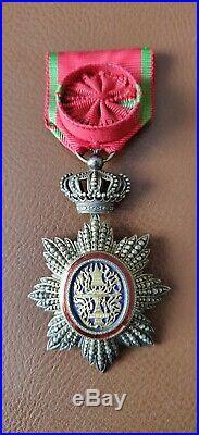 Medaille Officier Ordre Royal Du Cambodge
