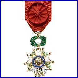 Médaille Officier de la Légion d'Honneur V République 5eme actuelle neuve