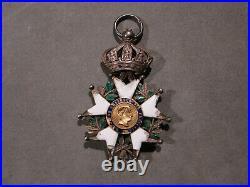 Medaille Ordre Legion D'honneur Chevalier Empire