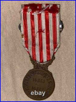 Médaille commémorative 14 18 modele de Charles