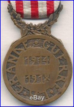 Médaille commémorative 1914 1918 par Charles