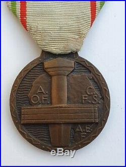 Médaille d'Honneur de l'Afrique Noire, Etat Français, Monnaie de Paris