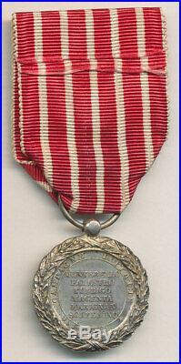 Médaille d' Italie 1859 premier type par Barre