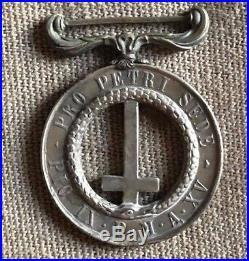 Médaille de Castelfidardo PRO PETRI SEDE