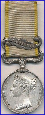 Médaille de Crimée 1854 SEBASTOPOL