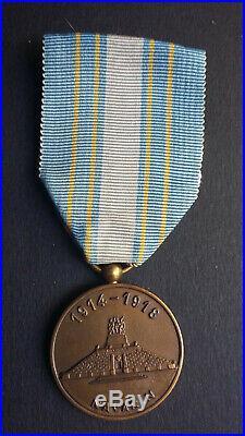 Médaille de Navarin Champagne