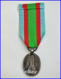 Médaille de l'Argonne, 1914-1918