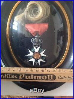 Médaille de la Légion d'Honneur, Présidence (1852), bel état et identifiée