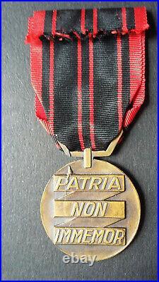 Médaille de la Résistance. Modèle René. Rare