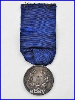 Médaille de la Valeur Militaire Sarde, Expedition d'Orient 1855-1856, Lt. Col