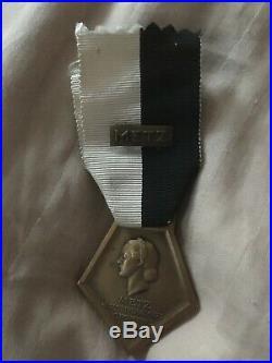 Médaille de la libération de Metz, 1944