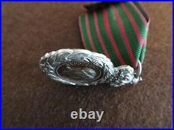 Médaille de sainte hélène