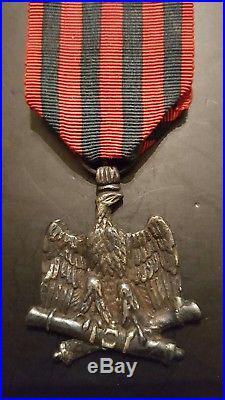 Medaille de veteran association empire napoleon order medal