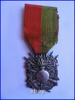 Médaille des Anciens de la Légion Etrangère French Foreign Legion Medal